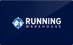 Sell Running Warehouse Gift Card