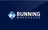 Buy Running Warehouse Gift Card