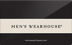 Men's Wearhouse Gift Card - Check Your Balance Online | Raise.com