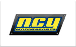 Sell NCY Motorsports Gift Card