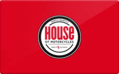 Sell North County's House of Motorcycles Gift Card