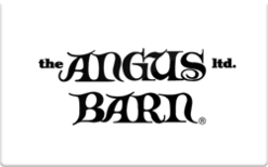 Sell Angus Barn Gift Card