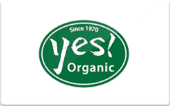 Buy Yes! Organic Market Gift Card