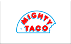 Sell Mighty Taco Gift Card