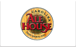 Sell Carolina Ale House Gift Card