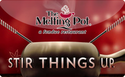 Sell The Melting Pot Gift Card