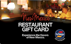 Sell New Mexico Restaurants Gift Card