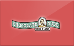 Sell ChocolateDude Candy Store and Coffee Shop Gift Card