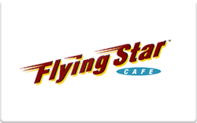 Buy Flying Star Cafe Gift Card