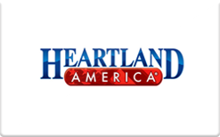 Sell Heartland America Gift Card