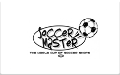 Sell Soccer Master Gift Card