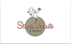 Buy Stan's Donuts & Coffee Gift Card