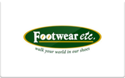 Sell Footwear etc. Gift Card