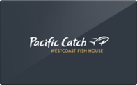 Buy Pacific Catch Gift Card