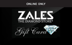 Sell Zales (Online Only) Gift Card