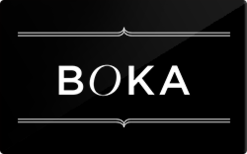Buy BOKA Gift Card