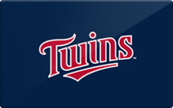 Sell Minnesota Twins Gift Card