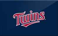 Buy Minnesota Twins Gift Card