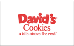Sell David's Cookies Gift Card
