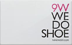 Nine West Gift Card - Check Your Balance Online | Raise.com