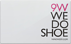 Sell Nine West Gift Card