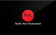 Buy RA Sushi Bar Restaurant Gift Card