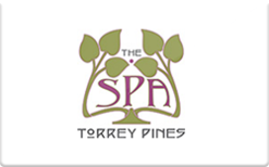 Sell The Spa Torrey Pines Gift Card