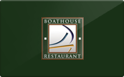 Sell Boathouse Restaurant Gift Card