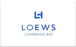 Sell Loews Coronado Bay Resort Gift Card