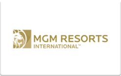 Sell MGM Resorts Gift Card