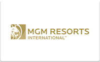 Buy MGM Resorts Gift Card