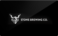 Sell Stone Brewing Co. Gift Card