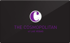 Sell The Cosmopolitan of Las Vegas Gift Card