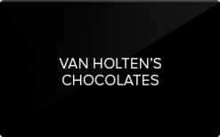 Sell Van Holten's Homemade Chocolates Gift Card