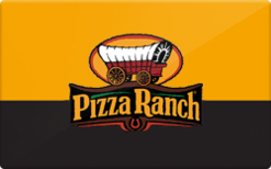 Pizza Ranch Gift Card - Check Your Balance Online | Raise.com