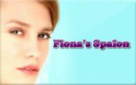 Buy Fiona's Spalon Gift Card