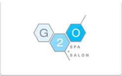 Sell G2O Spa & Salon Gift Card