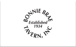 Buy Bonnie Brae Tavern, Inc. Gift Card