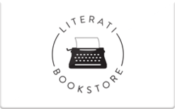 Sell Literati Bookstore Gift Card