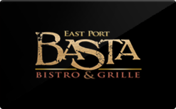 Buy Basta at East Port Gift Card