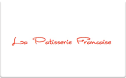 Buy La Patisserie Francaise Gift Card
