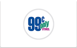 Sell 99 Cents Only Stores Gift Card