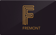 Buy Fremont Gift Card