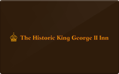 Sell King George II Inn Gift Card
