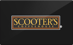 Sell Scooter's Coffee Gift Card
