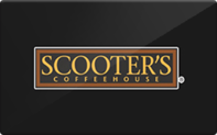 Buy Scooter's Coffee Gift Card