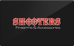 Sell Shooters of Jacksonville Gift Card
