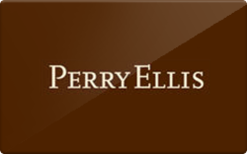 Perry Ellis Gift Card - Check Your Balance Online | Raise.com