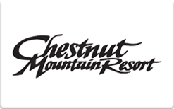 Buy Chestnut Mountain Resort Gift Card