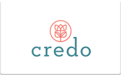 Sell Credo Beauty Gift Card